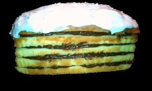 The Pound Cake Hoagie