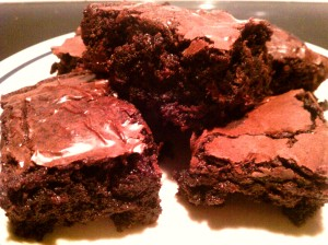 Ghiradelli Brownies
